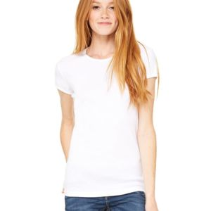 Women's Baby Rib Short Sleeve Tee Thumbnail